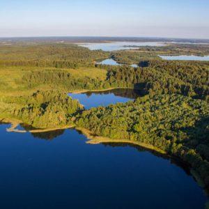 В стране озер