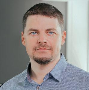 Павлюк Юрий Портретное фото